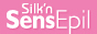 Silkn SensEpil Logo 88x31 Pink