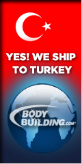 We ship to Turkey!