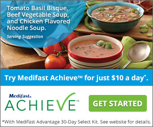 Fast Weight Loss with Medifast - Save 50%