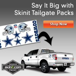 Tailgate pack 250x250