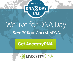Ancestry DNA Day offer