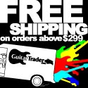 FREE SHIPPING on Orders over 150 are you a player?