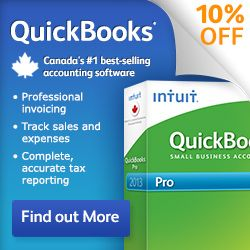 Quick Books 10% off