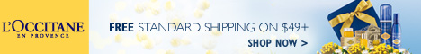 Free Standard Shipping on $49+