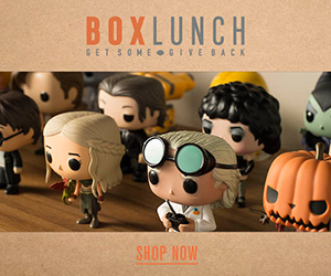 Funko Pop Vinyl Toys at BoxLunch
