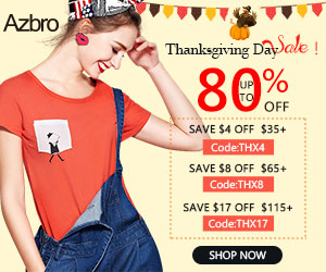 Thanksgiving Day Sale! oasap
