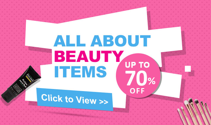 Up to 70% Off! Health & Beauty items Super sale!