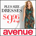 Dresses for all occasions at avenue.com.