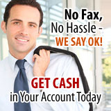 click here to get No Fax No Hassle Loans