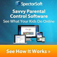 Savvy Parental Control Software from SpectorSoft