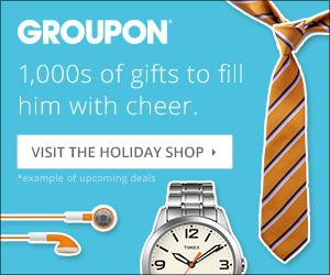 Groupon Holiday Shop