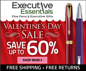 Valentine's Day Sale - Save up to 60%