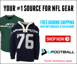 Shop IceJerseys.com, your #1 source for NFL Gear! Free Ground Shipping with purchases over $85, rest