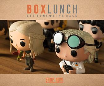 Funko Pop Vinyl Toys at BoxLunch