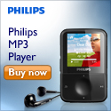 Philips MP3 Player Buy Now