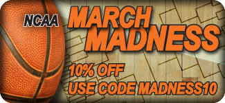 Use Code MADNESS10 to Save 10% on NCAA Tickets!