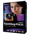 Corel PaintShop Pro X4 Ultimate