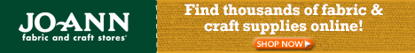 Find thousands of craft supplies online from Joann.com