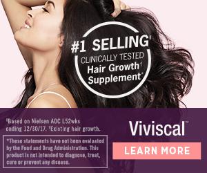 Viviscal Hair Growth and Hair Care Program