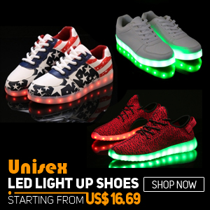 Unisex LED Light Up Shoes, starting from US$ 16.69