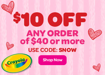 $10 Off $40+ Order with code SNOW