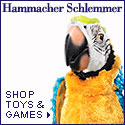 Hammacher Schlemmer Toys and Games