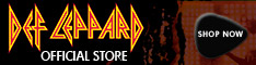 Def Leppard Official Merchandise