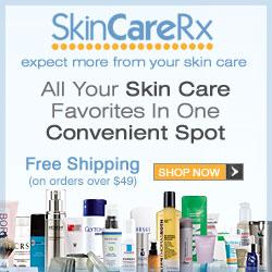 Free Shipping at SkinCareRx.com