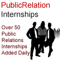 Public Relations Internship - 50+ Added Daily