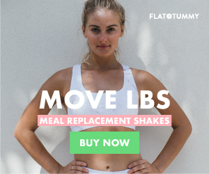 Move LBS - Meal Replacement Shakes