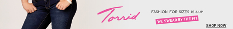 Torrid - Trendy teen plus size fashion apparel