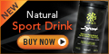 New Vega Sport Natural Sport Beverage