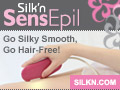SensEpil Go Hair Free 120x90