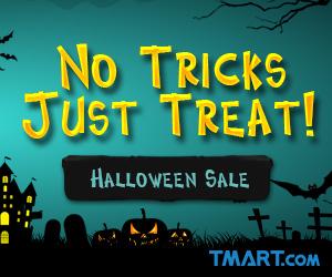 2016 Halloween Sale