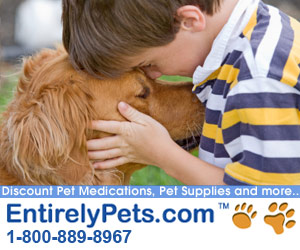 pet deals at Entirely Pets
