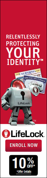 LifeLock is #1 in Identity Theft Protection