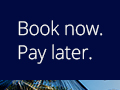 Book Now Pay Later!
