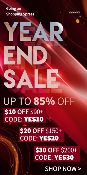 Up to 85% OFF! New Adventure! End-Of-Year Closeout. Steep Discounts: YES10 YES20 YES30