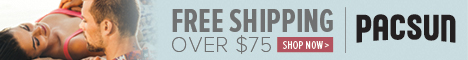 Free Shipping On All Orders 468x60