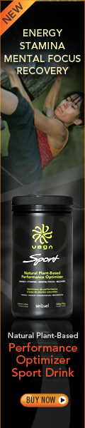 New Vega Sport - Natural Sport Beverage