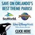 Orlando Theme Park Specials!