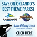 Save on Orlando's Best Theme Parks!