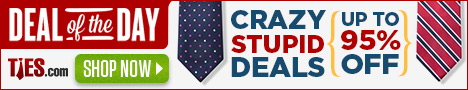 Ties.com Deal of the Day