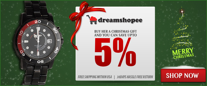 DreamShopee Christmas Sale
