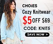 Choies fashion coupon at planetgoldilocks