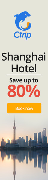 Ctrip Shanghai Hotels 80% Off