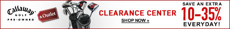 Shop Pre-Owned Callaway Clearance Items