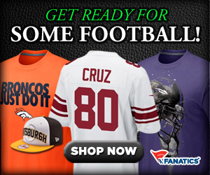 Shop officially licensed 2012 NFL gear and accessories at Fanatics!