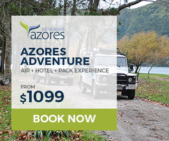 Image for  AzoresGetaways | Azores | Adventure | Banner 336 x 280 | Evergreen