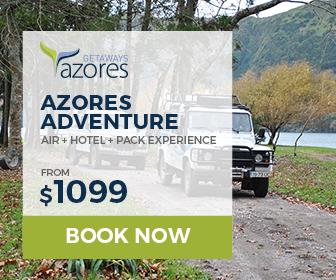Image for  AzoresGetaways | Azores | Adventure | Banner 336 x 280 | Evergreen